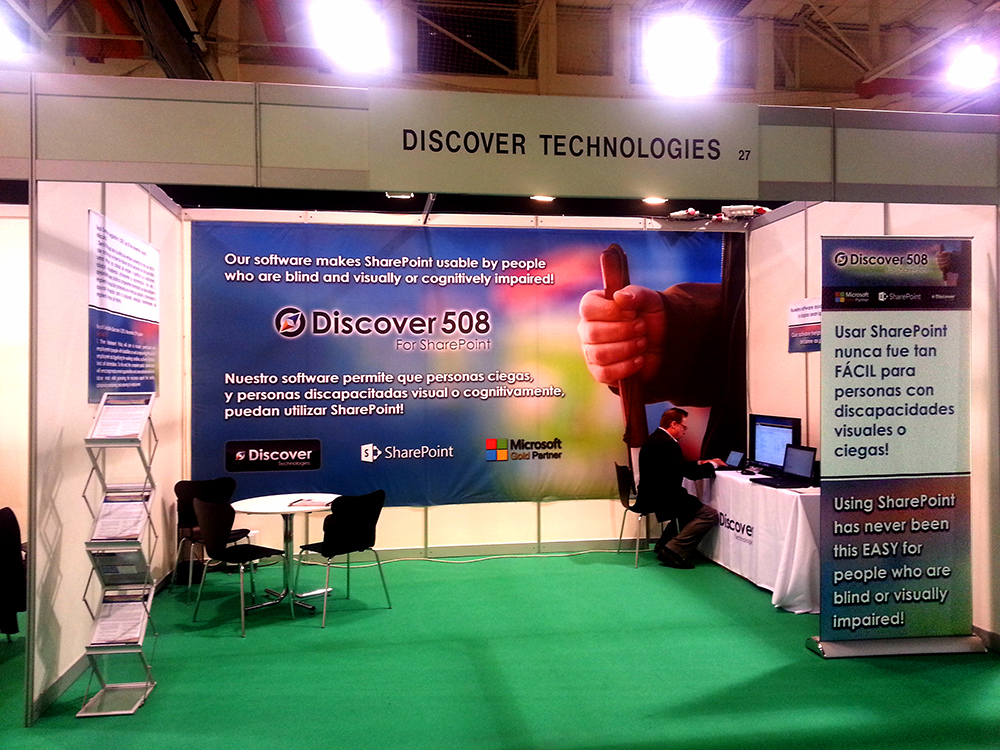 Discover Technologies in the 2014 TifloInnova Fair
