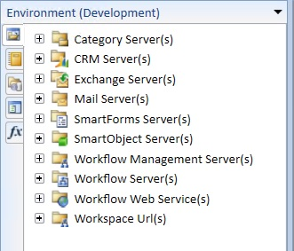 What? No Environment Fields in the Object Browser?!